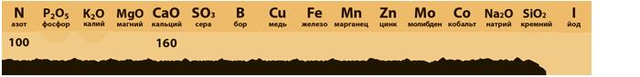Состав кальций